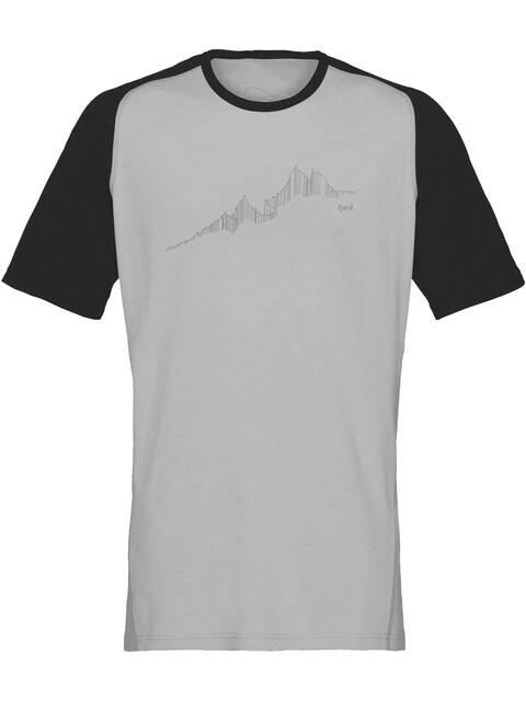 Norrøna M's Fjørå Equaliser Lightweight T-Shirt Drizzle